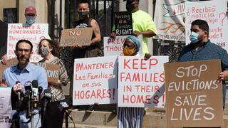 Zwangsräumungen: Millionen Amerikaner leben in Angst vorm Rauswurf aus ihrer Wohnung