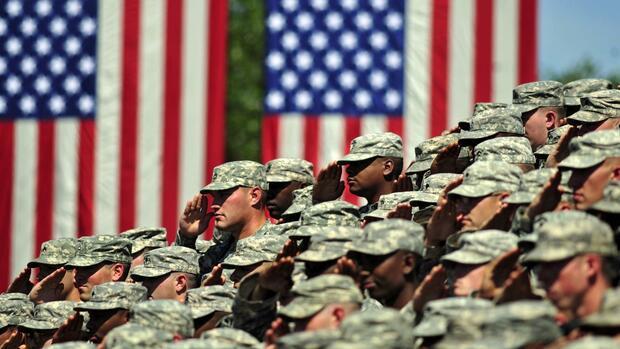 Scamming Us Soldaten