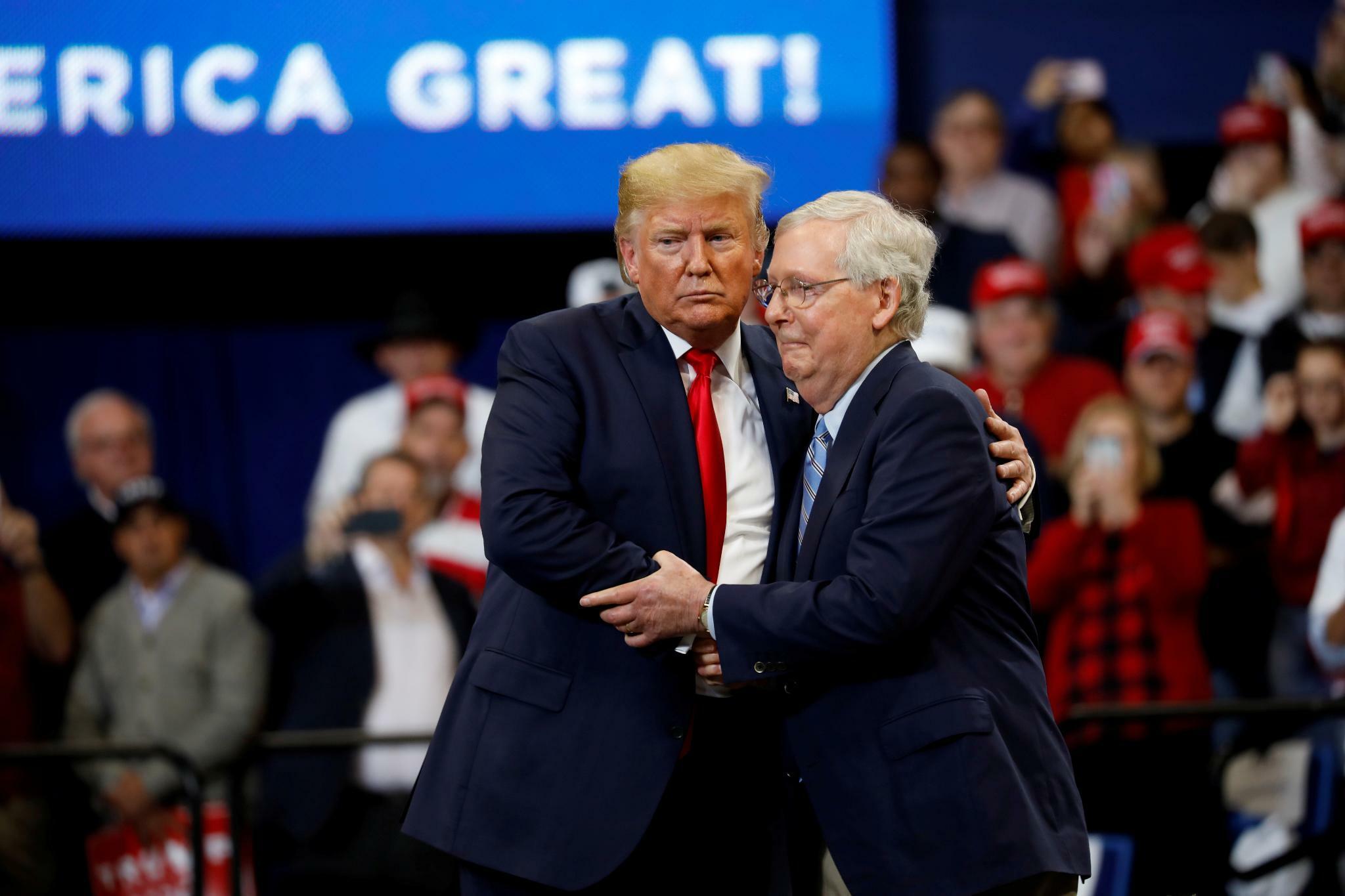 Amtsenthebungsverfahren: Republikaner planen kurzen Impeachment-Prozess – Keine Garantie für Zeugen