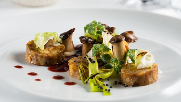 vegetarische edel restaurants spitzenk che funktioniert auch ohne fleisch. Black Bedroom Furniture Sets. Home Design Ideas