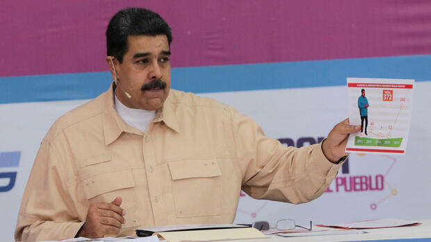 Venezuela will Inflation und Banken mit Kryptowährung trotzen