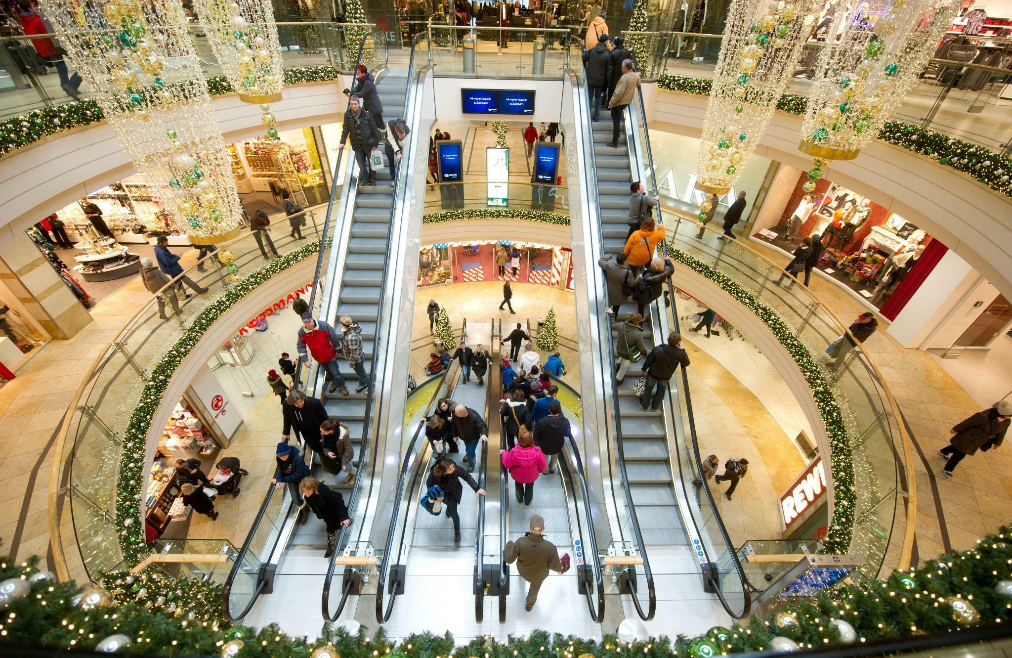 Mit Videoüberwachung und Wlan: Wie Kaufhäuser ihre Kunden messen