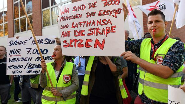 Verbraucherschützer fordern Lufthansa zu Kulanz auf