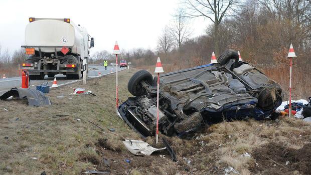 Autounfall: Schadenabwicklung mit der App
