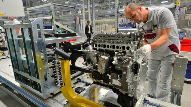 Stimmung in der deutschen Wirtschaft erhält deutlichen Dämpfer