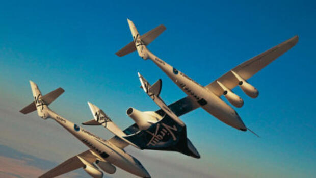 Virgin Galactic Quelle: PR