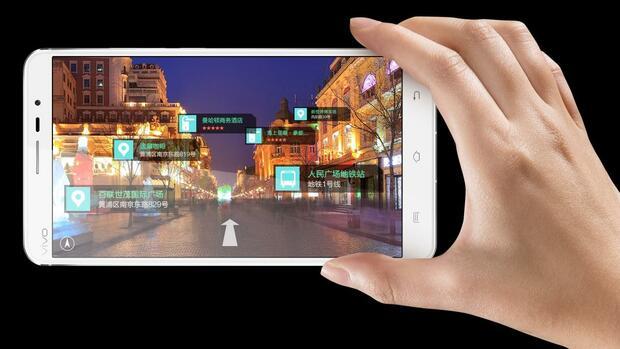 pixelwunder china baut smartphone mit h chster aufl sung. Black Bedroom Furniture Sets. Home Design Ideas