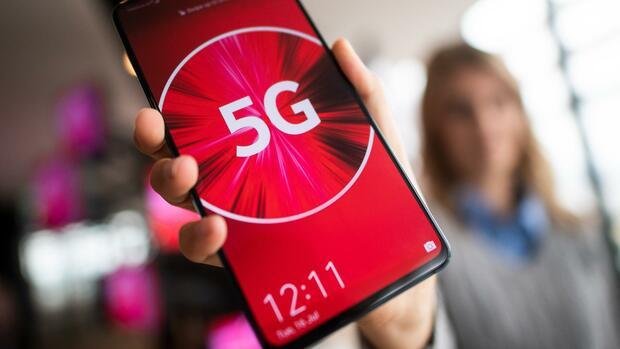 Vodafone startet 5G-Mobilfunk