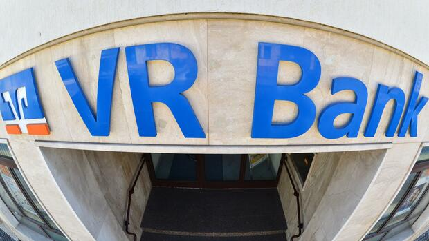VR Bank Quelle: dpa