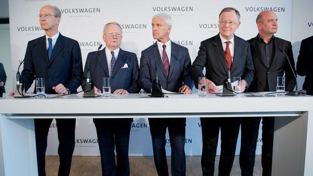 VW-Abgas-Skandal: Wir wissen, dass wir nichts wissen
