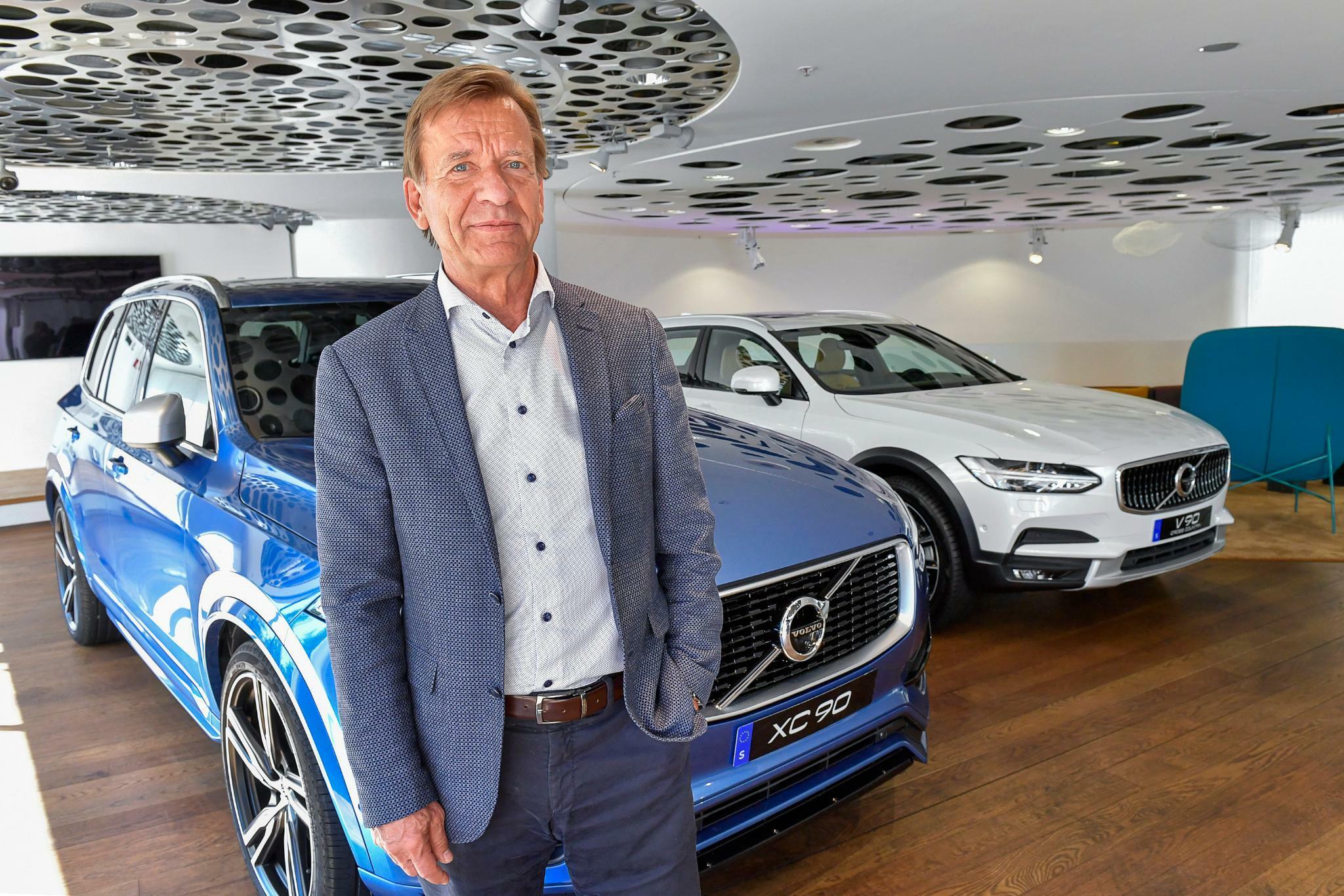 Nur noch E-Autos ab 2025: Volvo will beim Klimaschutz VW überholen