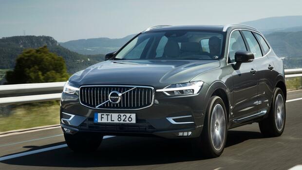 Volvo läutet Elektro-Zeitalter ein