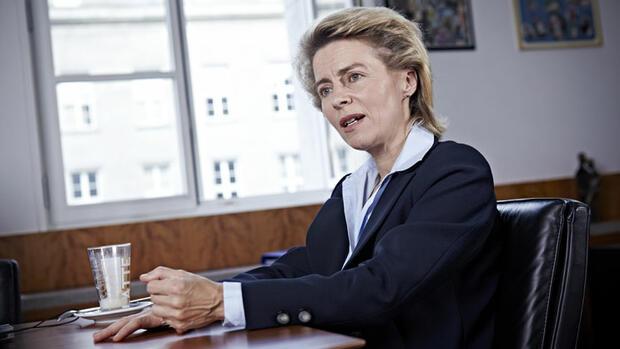 Ursula Von Der Leyen Privat