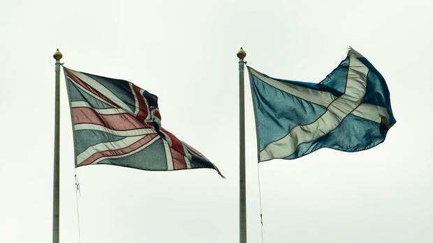 Boris Johnson: Die Schotten und der Brexit