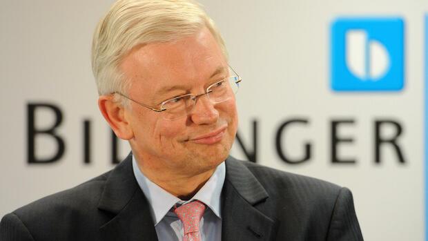 Bilfinger berger vorstandschef roland koch verdient 2012 for Koch 3 lehrjahr gehalt