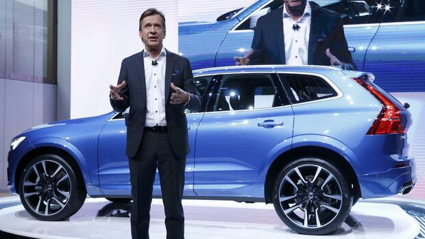 Volvo: Hakan Samuelsson verabschiedet sich vom Diesel
