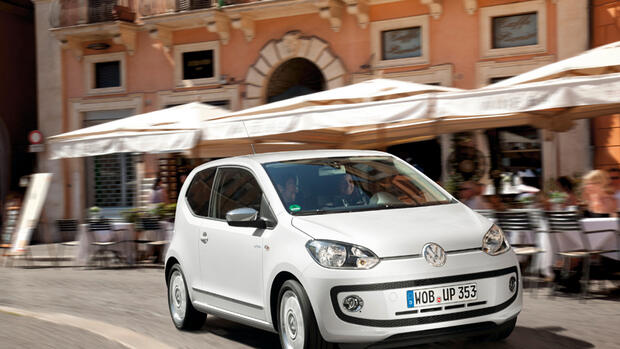 VW Up! Quelle: Pressebild