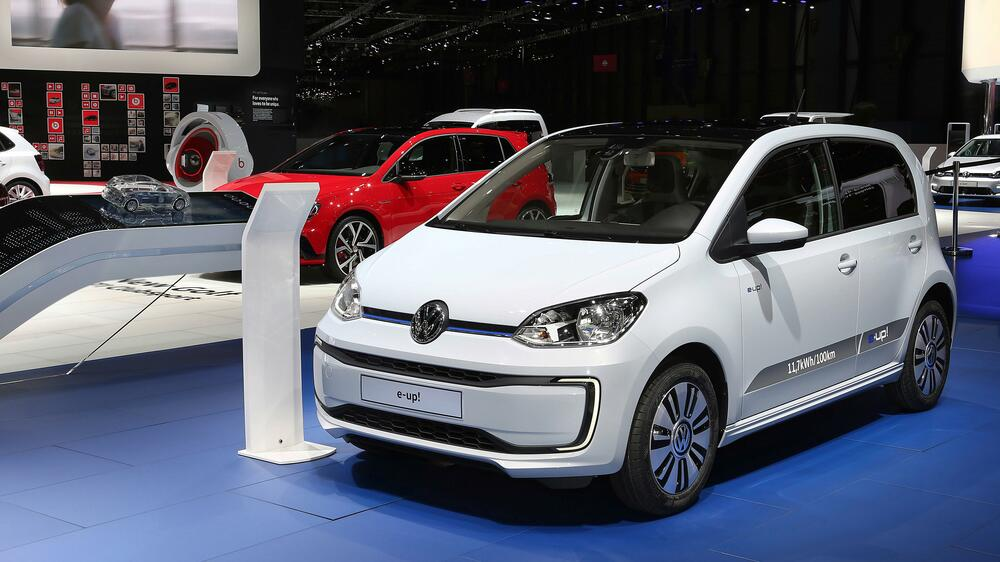 VW e-Up Quelle: Spotpress