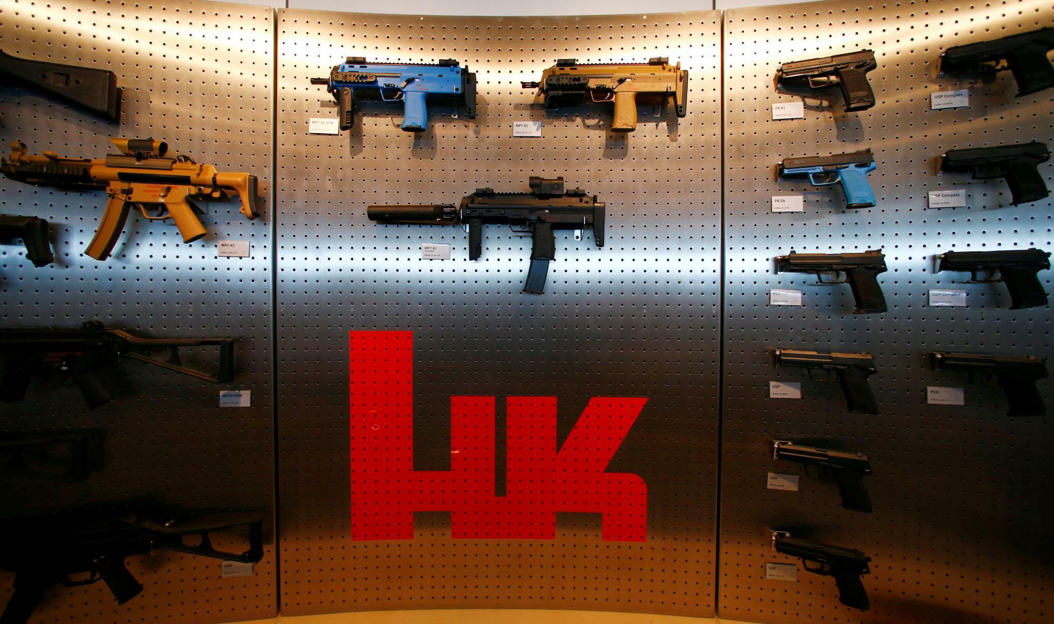 Waffenhersteller: Heckler & Koch modernisiert Sturmgewehre der britischen Armee