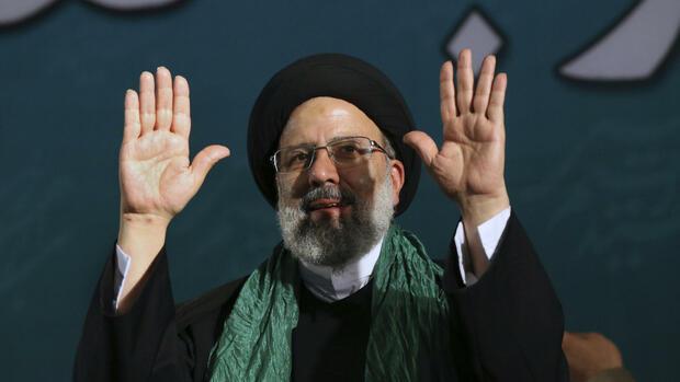 Wahlen: Ruhani gewinnt Präsidentenwahl im Iran
