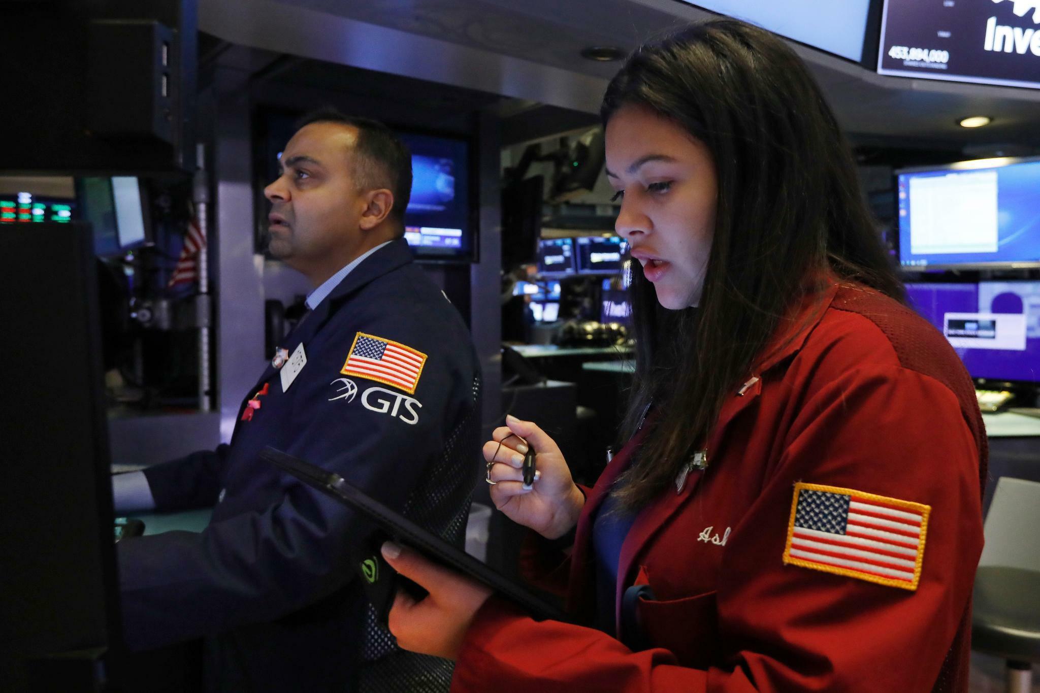 Dow Jones, Nasdaq, S&P 500: Wall Street müht sich aufwärts – Technologiewerte im Aufwind