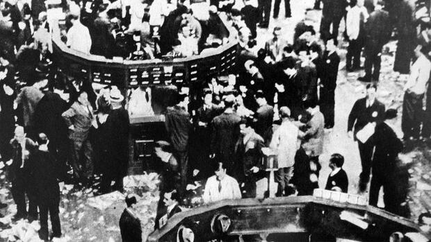 Starfondsmanager Jens Ehrhardt: Börsencrash 1929 ...