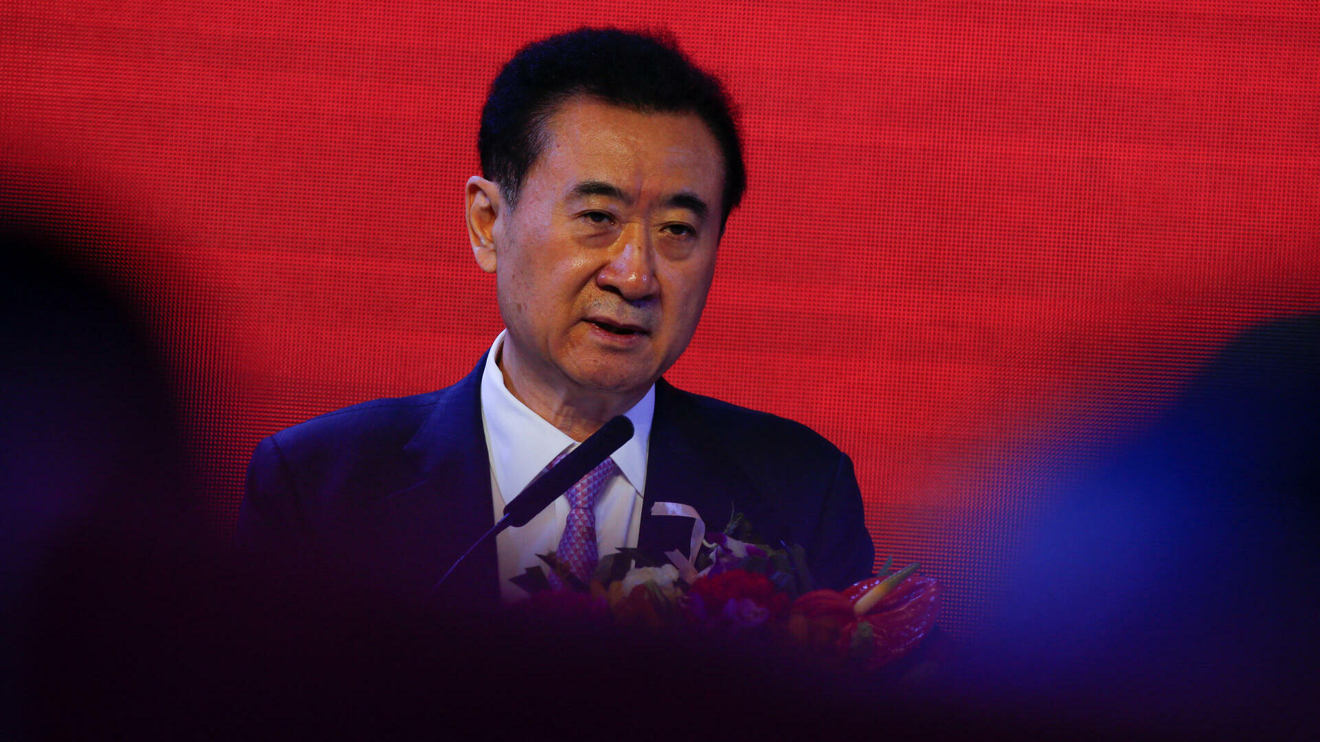 Wang-Jianlin Quelle: REUTERS