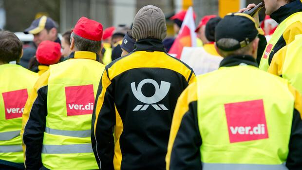 Post Verdi Streik