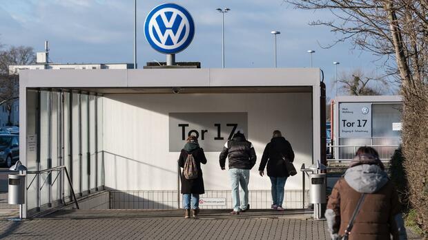 Kassel Einigung im Streit um VW-Haustarif