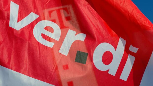 Verdi ruft zu Warnstreiks gegen die Telekom