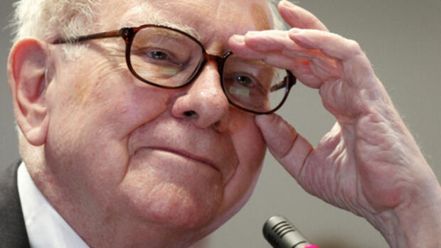 Warren Buffett, Chef von Quelle: AP