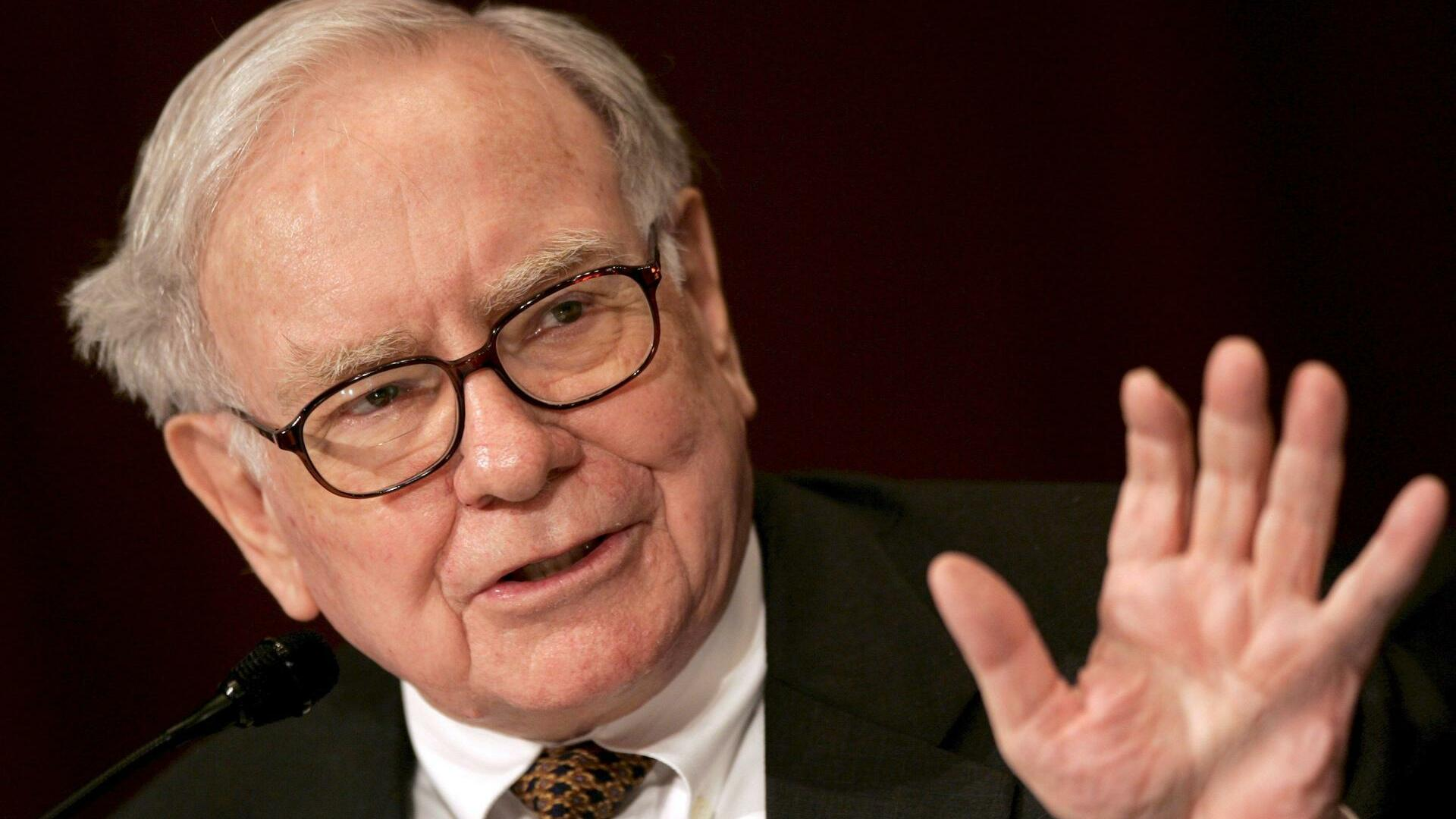 Warren Buffett Quelle: dpa