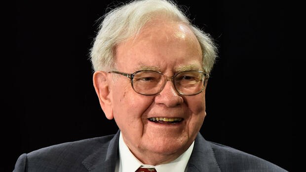 Warren Buffet Quelle: dpa