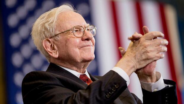 Buffett investiert mehr beim Apple-Konzern