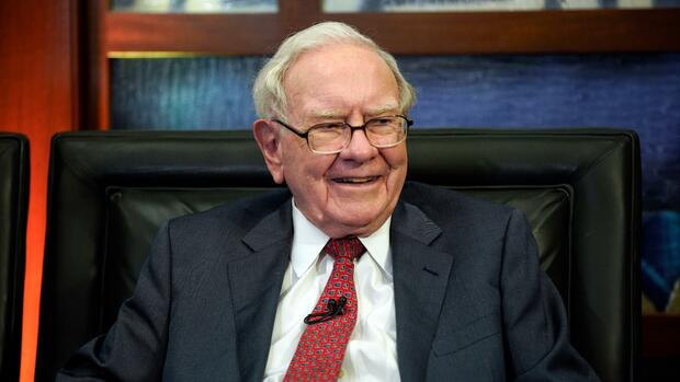 Berkshire-Hathaway-CEO Warren Buffett Quelle AP