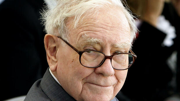 Warren Buffett Quelle: dapd