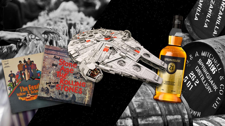 Whisky, Schmuck und Co: Weihnachtsgeschenke mit Wertsteigerung