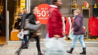 GfK: Deutsche bleiben in Konsumlaune
