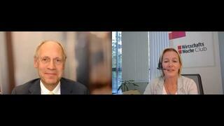 """WiWo-Club-Expertentalk mit Hendrik Leber: """"Als Inflationsschutz bevorzuge ich Bitcoin statt Gold"""""""
