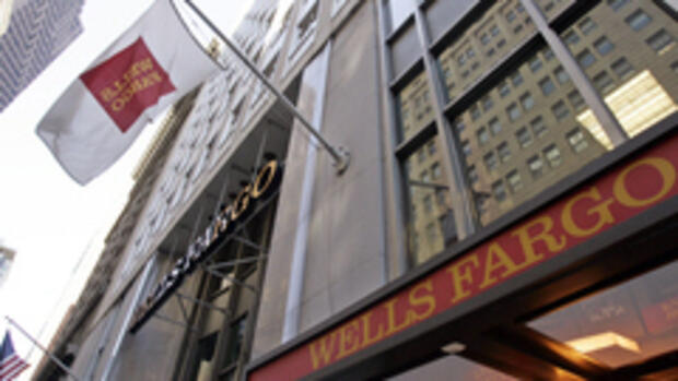 Wells-Fargo-Filiale in San Quelle: AP