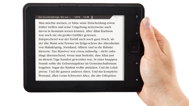 eBook Reader 4 Quelle: Presse