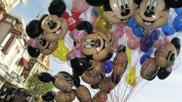 Mickey Mouse Quelle: REUTERS