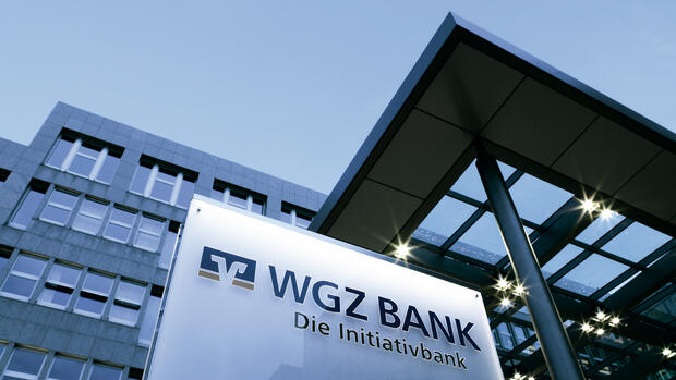 WGZ-Bank in Düsseldorf Quelle: WGZ