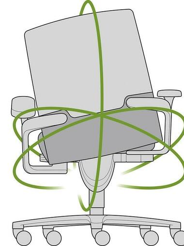 Smarte Büromöbel: Diese Innovationen halten Büroarbeiter fit