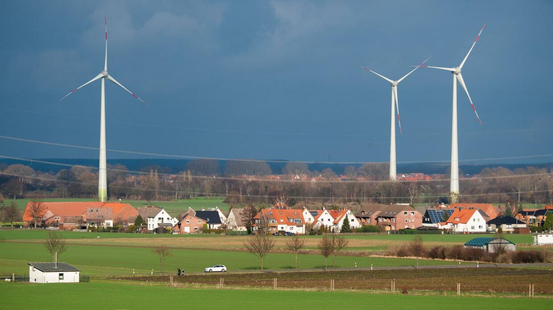 Energiewende: SPD will Ländern Quoten für Windenergie-Ausbau vorgeben