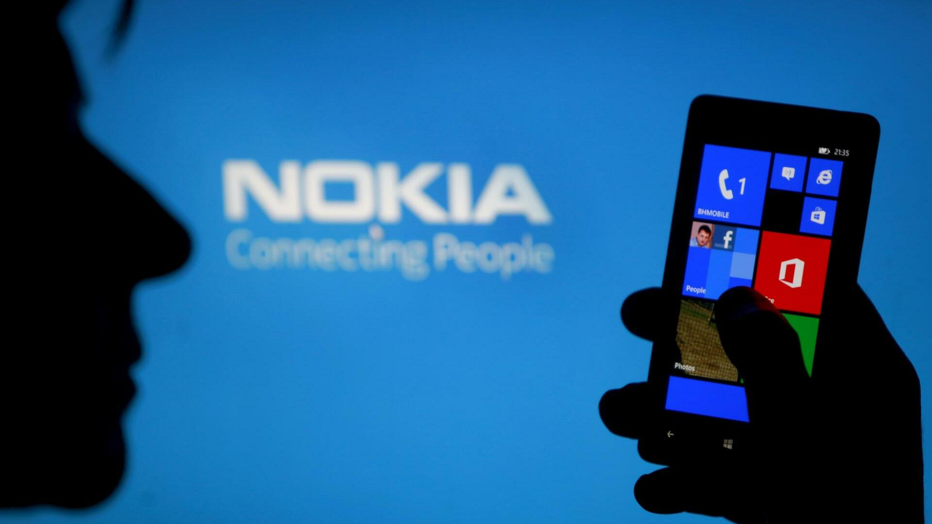 Nokia Quelle: REUTERS