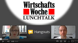 WiWo Lunchtalk, 12 Uhr:Was ist los mit Windows 8?