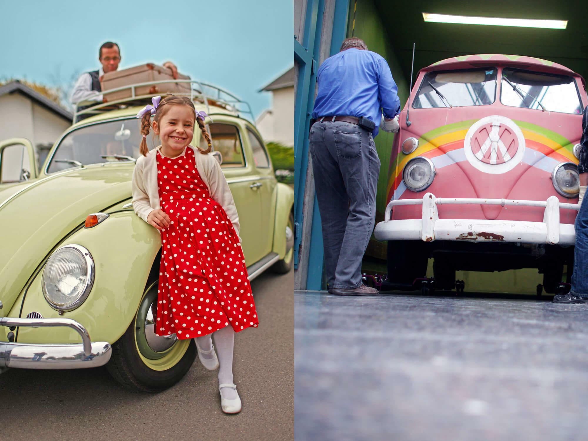 VW in den 60er-Jahren