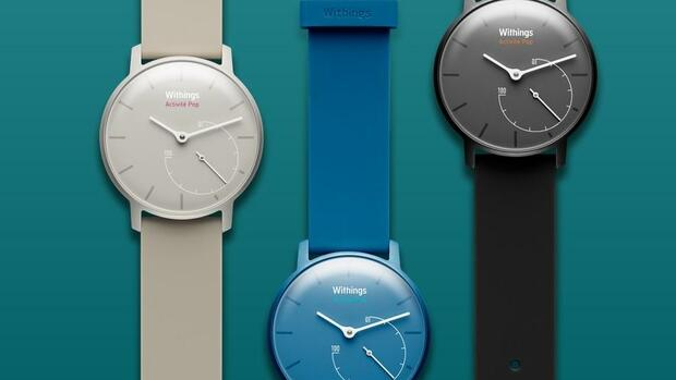 Withings Activité Pop Quelle: Screenshot