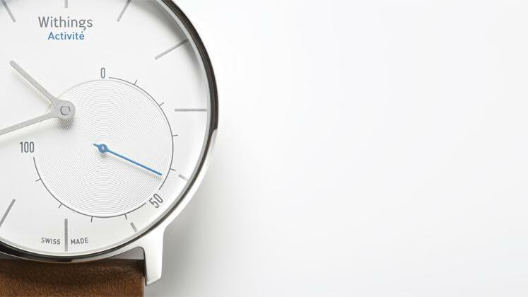 Withings Activité Quelle: Presse